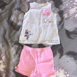 Disney parks Minnie Mouse outfit